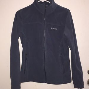 Columbia fleece jackets XS